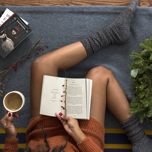 The Christmas Book Flood