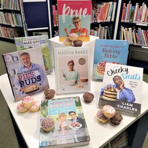 Baking Books to Drool Over
