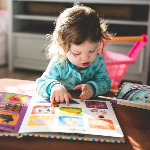 5 Tips For Reading To Toddlers