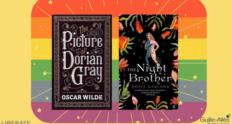 Lit with Liberate: The Picture of Dorian Gray & The Night Brother