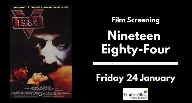 Film Screening: Nineteen Eighty-Four