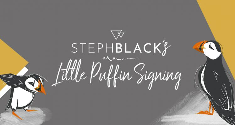 Little Puffin Signing