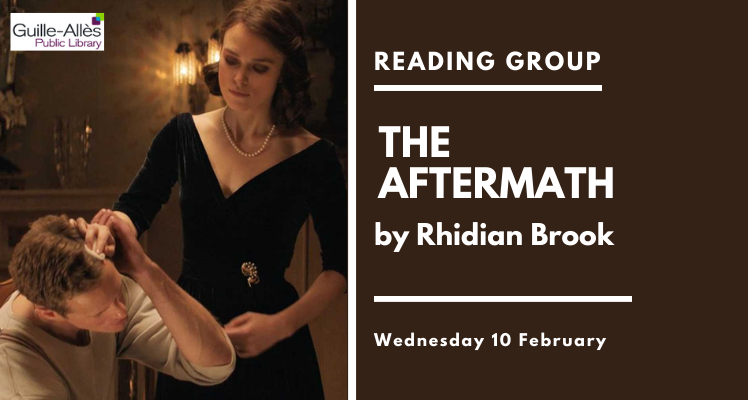 Reading Group: The Aftermath (Wednesdsay)