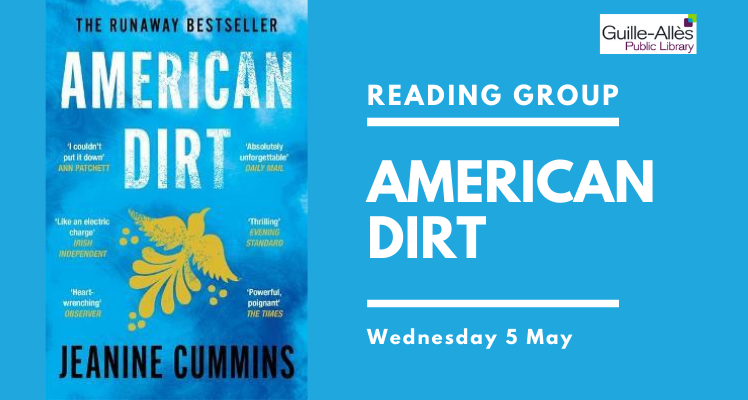 Reading Group: American Dirt (Wednesday)