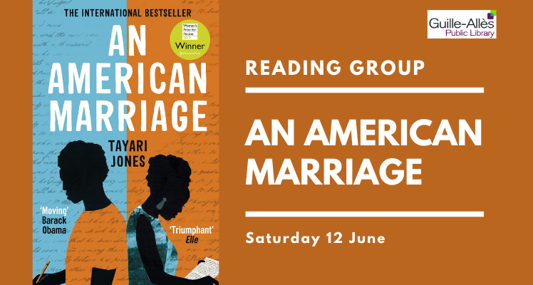 Reading Group: An American Marriage (Saturday)