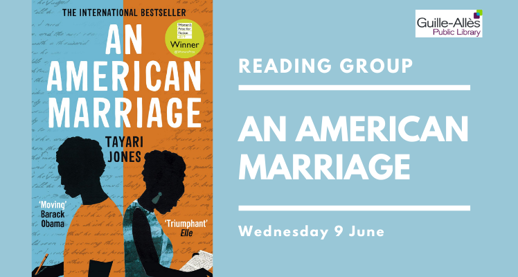 Reading Group: An American Marriage (Wednesday)