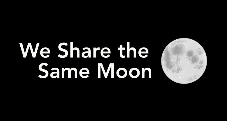 We Share the Same Moon: children's storytelling event