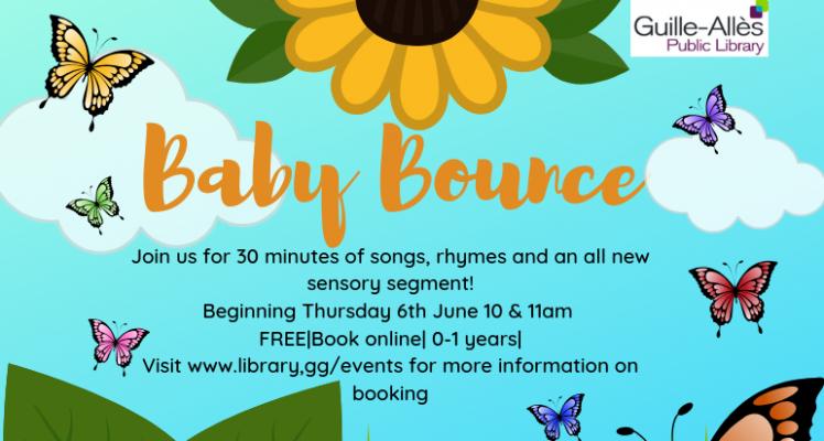 Baby Bounce @ 10.00