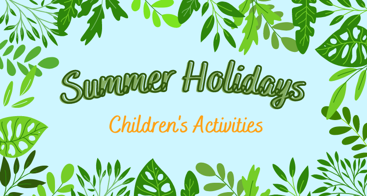 Summer Children's Activities