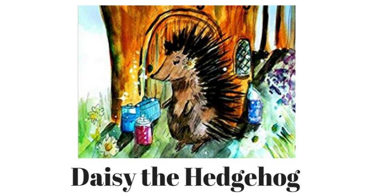 Daisy The Hedgehog