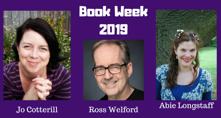 SLS Book Week - Meet the Author Event
