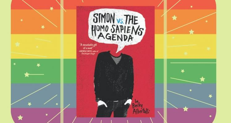 Lit with Liberate: Simon vs the Homo Sapiens Agenda