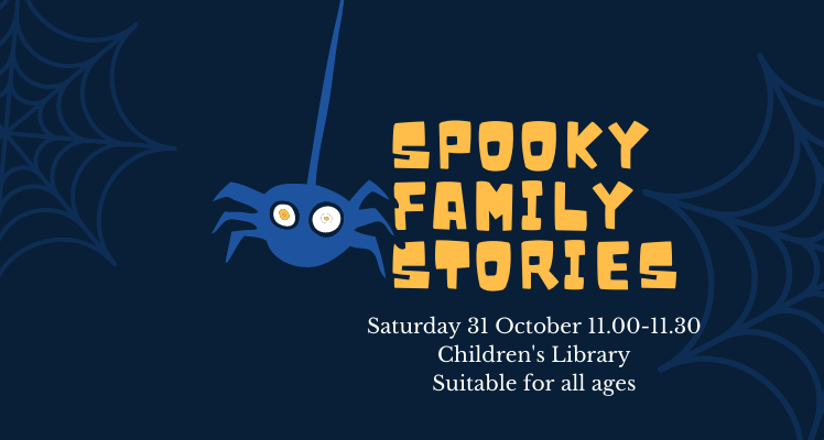 Spooky Family Stories