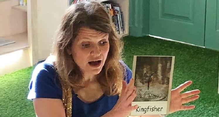Story Rhythms- interactive storytime with Jo Lamb