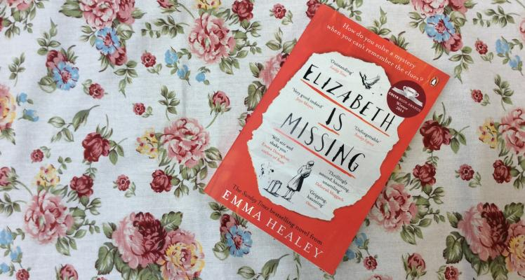 Reading Group: Elizabeth is Missing