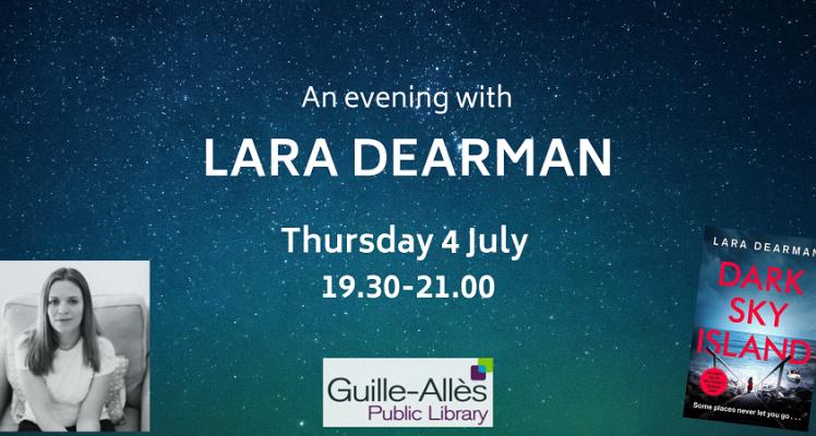 Lara Dearman: Dark Sky Island