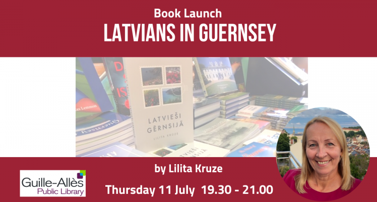 Book Launch: Latvians in Guernsey