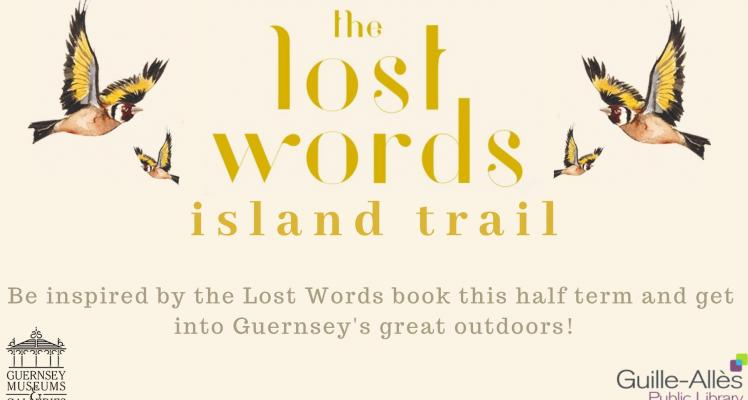 The Lost Words Island Trail