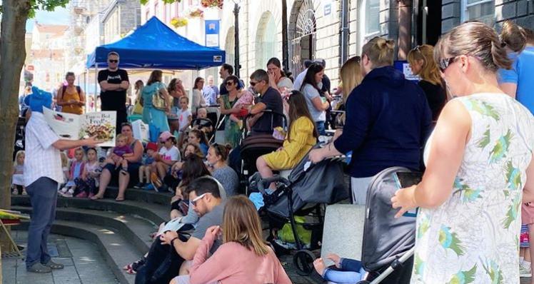 Guernsey Street Festival Stories