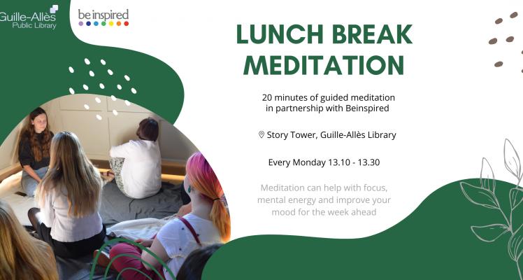 Lunch break meditation