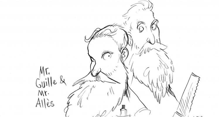 Literary Beards
