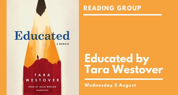 Reading Group: Educated (Saturday)