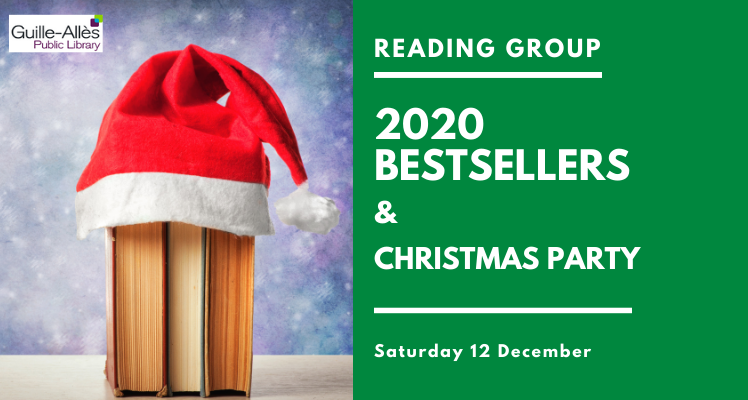 Reading Group: 2020 Bestsellers (Saturday)