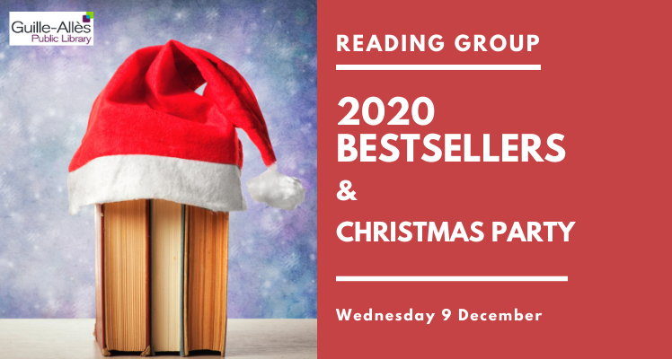 Reading Group: 2020 Bestsellers (Wednesday)