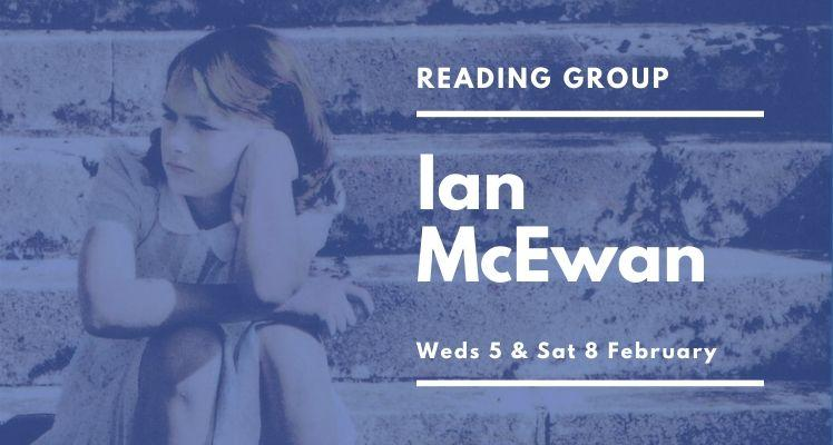 Reading Group: Ian McEwan