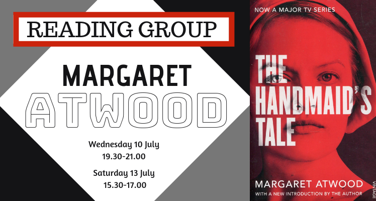 Reading Group: Margaret Atwood