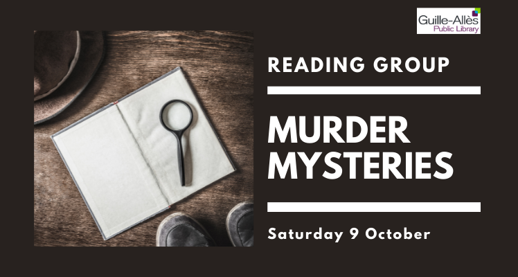 Reading Group: Murder Mysteries (Saturday)