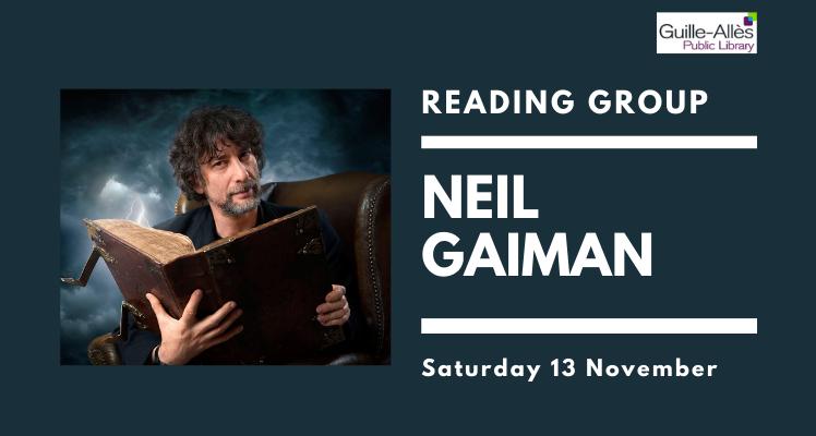 Reading Group: Neil Gaiman (Saturday)