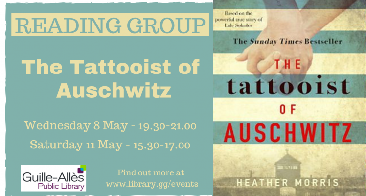 Reading Group: The Tattooist of Auschwitz