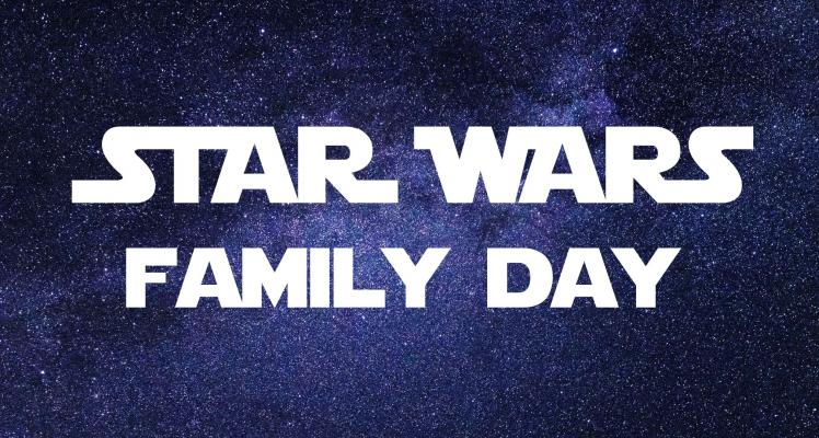 Star Wars Family Day
