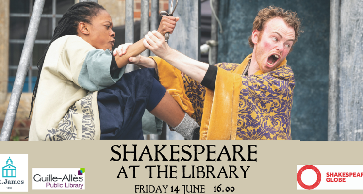 Shakespeare at the Library