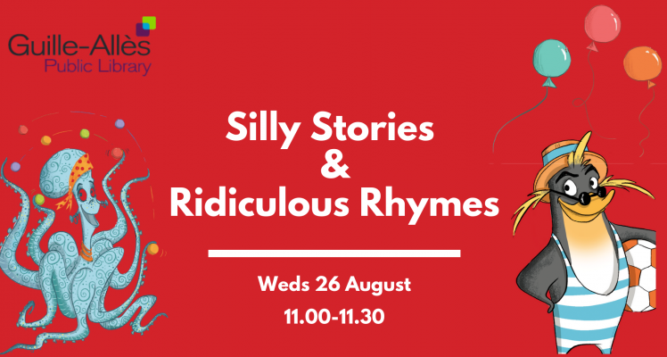 Silly Stories and Ridiculous Rhymes