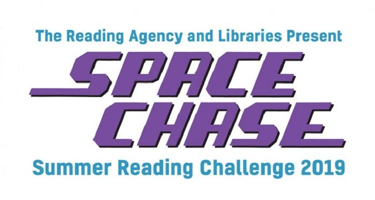 Space Chase! Summer Reading Challenge 2019 FINISH