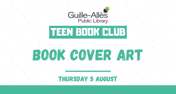 Teen Book Club: Book Cover Art