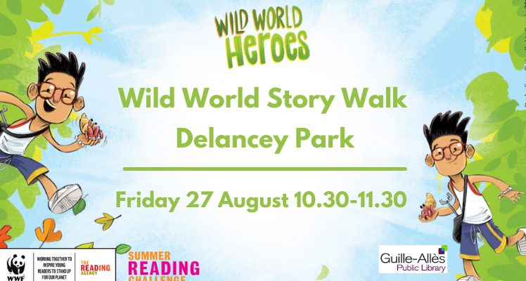 Wild World Story Walk