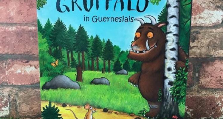 The Gruffalo in Guernesiais