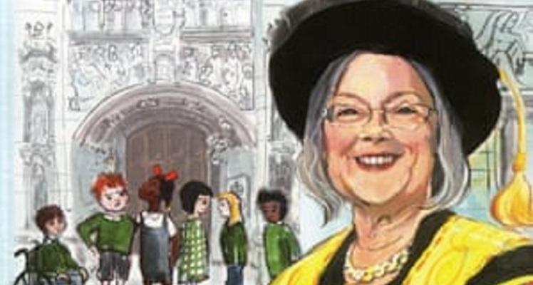 Lady Hale book reading SOLD OUT