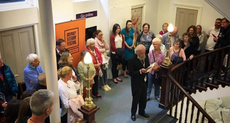 Living History Tour of the Library