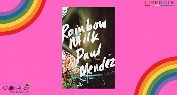 Lit with Liberate: Rainbow Milk