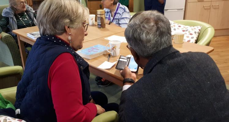 IT Help at Rosaire Court Community Library