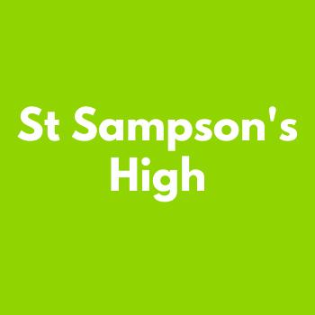 St Sampson's High