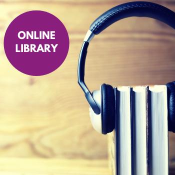 Online Library block