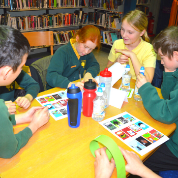 School Visits to the Library