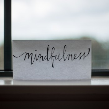 Mindfulness block
