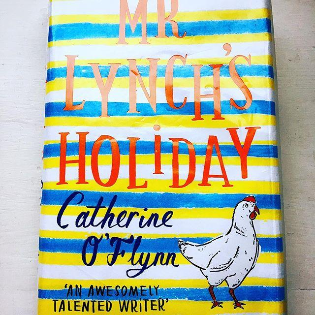 A book for the weekend Mr Lynchs Holiday by Catherine OFlynn. Welcome to Lomaverde  a new Spanish utopia for those seeking their place in the sun. Now a ghost town where feral cats outnumber the handful of anxious residents. A place of empty swimming pools and emptier afternoons. Widowed bus driver Dermot Lynch arrives one blazing hot morning. Hes come to visit his son Eamonn and his girlfriend, Laura. Except Eamonn never opened Dermots letter announcing his trip. Just like he cant quite get out of bed, or fix anything, or admit Laura has left him. As Dermot and Eamonn gradually reveal to one another the truth about why they each left home, both get drawn further into the bizarre rituals of expat life, where they uncover a shocking secret at the communitys heart. .From the author of the Costa awardwinning What Was Lost, Mr Lynchs Holiday is a touching story about how families fracture and heal themselves. Reserve it at www.library.gg#fridayreads #books #libraries #bookstagram #bookworm #amreading #librariesofinstagram #mrlynchsholiday #booksarelife #bookphotography #reading #lovelibraries #librariesrock #booklover
