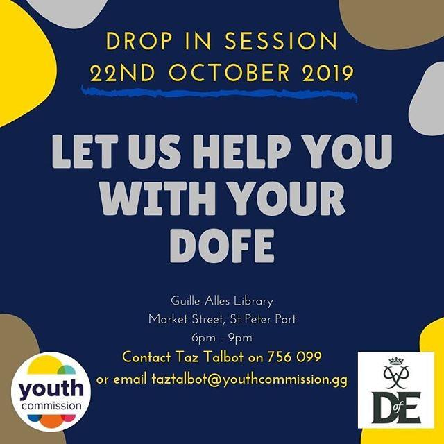 Doing DofE? On Tuesday 22 October were hosting an evening dropin with YouthCommGsyAld Come along any time between 18.00 and 21.00 and ask them all your questions about the award scheme.